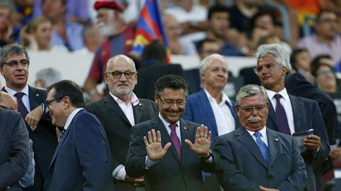El Barça entra en la campaña del 27-S sin querer y su presidente no dice ni pío