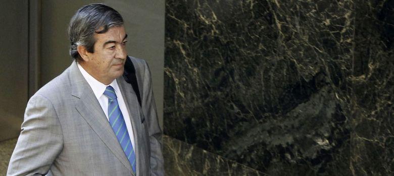 Foto: El exsecretario general del PP, Francisco Álvarez-Cascos. (Efe)
