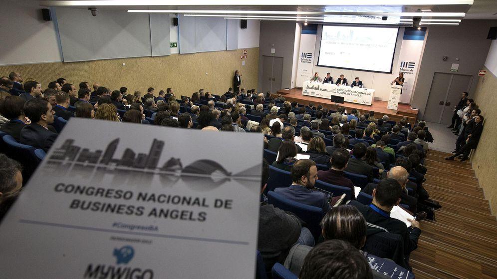 Foto: Congreso Nacional de Business Angels. (EFE)