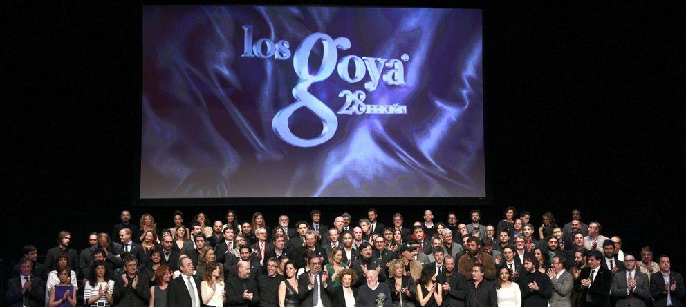 Foto: Finalistas de la XXVIII edición de los Premios Goya. (Efe)