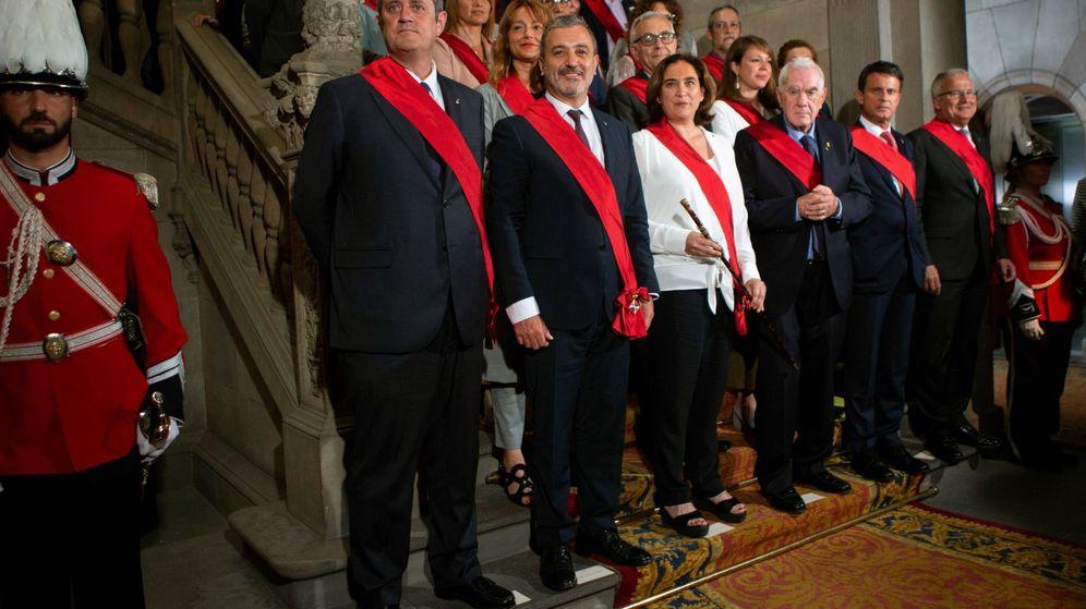 Foto: Ada Colau, reelegida alcaldesa. (EFE)