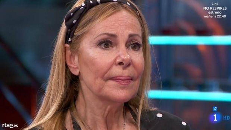 Ana Obregón, expulsada nuevamente de 'MasterChef Celebrity' entre duras críticas