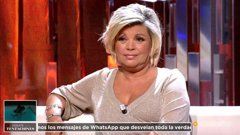 Terelu Campos, en 'La última tentación'. (Mediaset España)