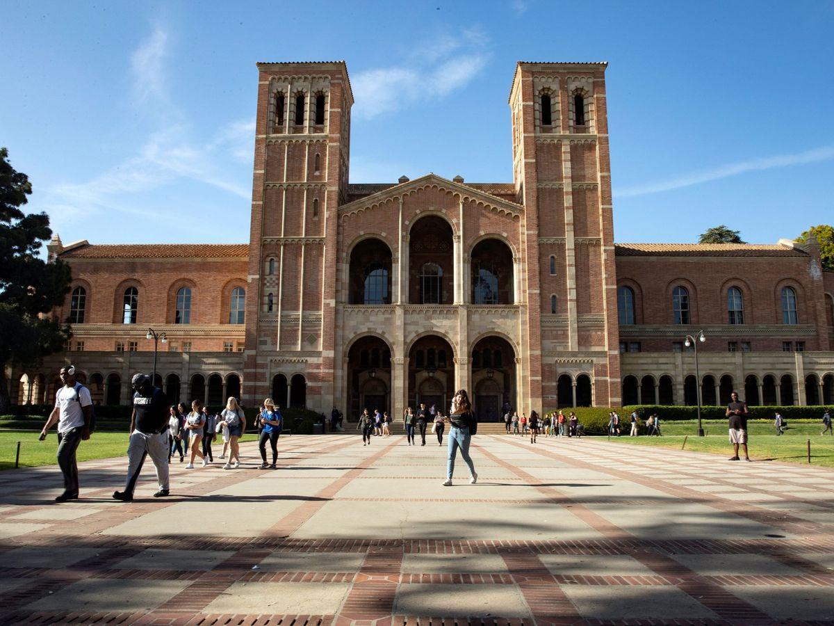 Foto: Campus de la Universidad de California en Los Ángeles (UCLA)
