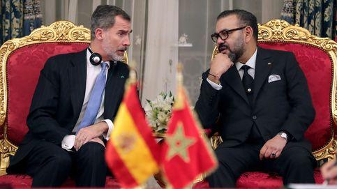 Marruecos: un rey y tres asesores, así se decide una crisis con España