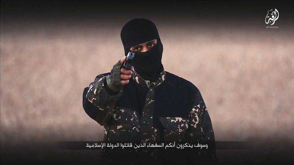 Foto: Vídeo de propaganda del Estado Islámico. (Reuters)
