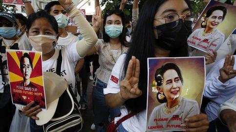 Un tribunal birmano presenta una nueva acusación contra la líder depuesta Aung San Suu Kyi