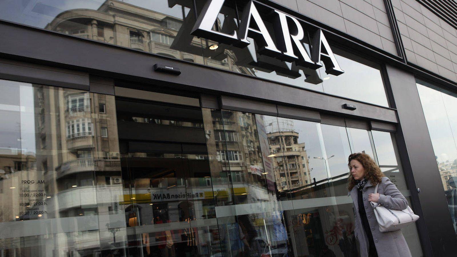 Foto: Una tienda de Zara. (Getty)