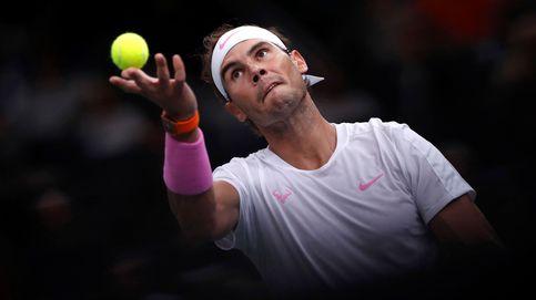 Rafa Nadal - Tsonga en directo: resultado de los cuartos del Masters 1000 de París-Bercy