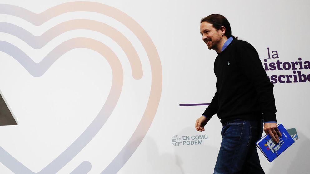 Iglesias se aferra a la reedición del bloque de la moción para pactar con Sánchez