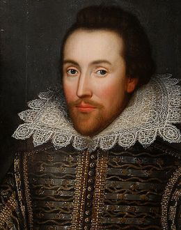Foto: Retrato de William Shakespeare