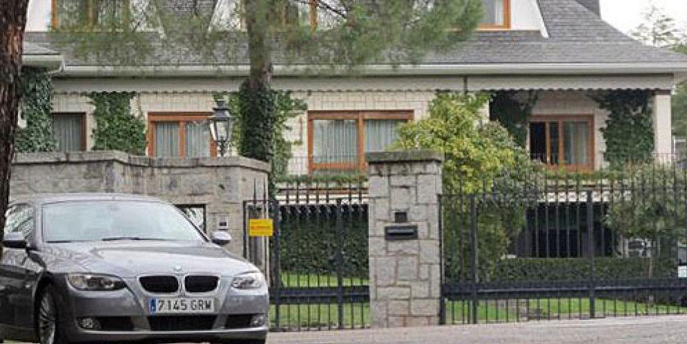 Foto: Hacienda y la banca se 'pelean' por quedarse la mansión de los Ruiz-Mateos