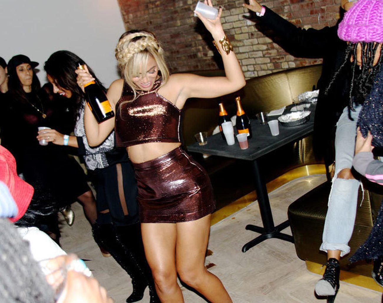 Foto: ¡Chúpate esa, Kate Moss! Beyoncé diseña para Topshop
