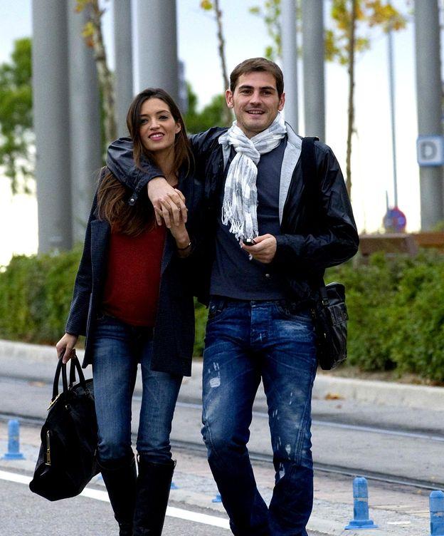 Foto: Sara Carbonero e Iker Casillas