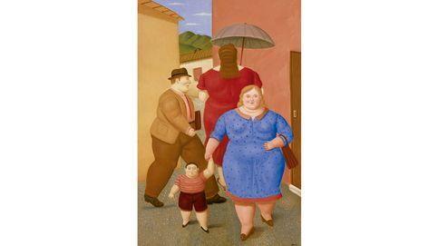 Fernando Botero vuelve a Madrid y expondrá sus obras más recientes