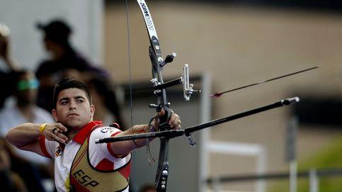 Alvariño no consigue pasar de la segunda ronda de tiro con arco