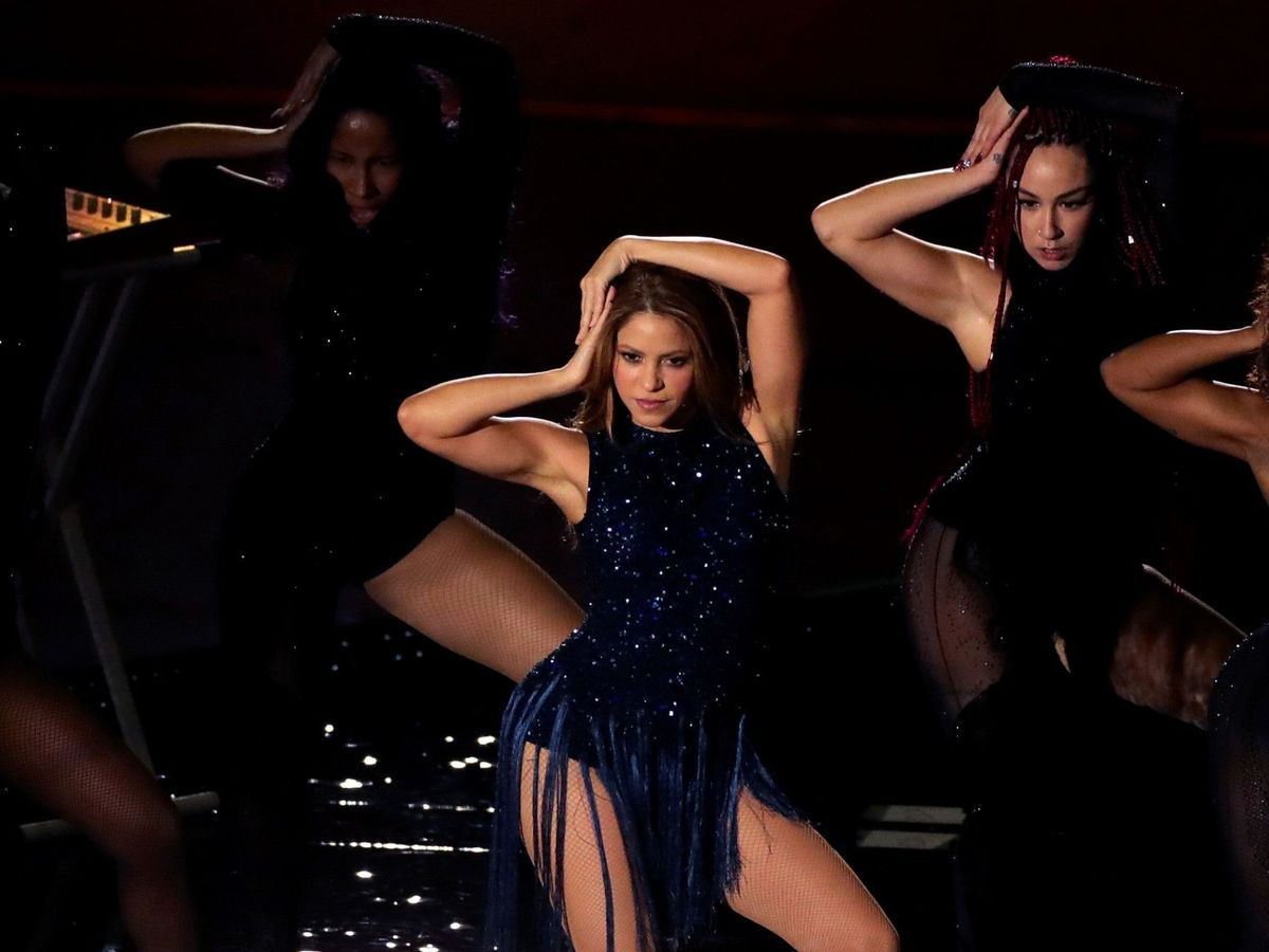 Foto: Shakira. (EFE)