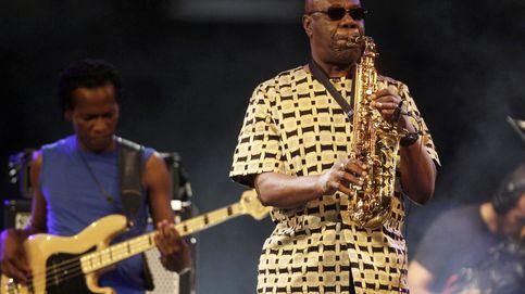 Muere la estrella del afro-jazz Manu Dibango por coronavirus a los 86 años