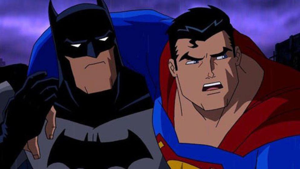 Superman y Batman, juntos en el cine