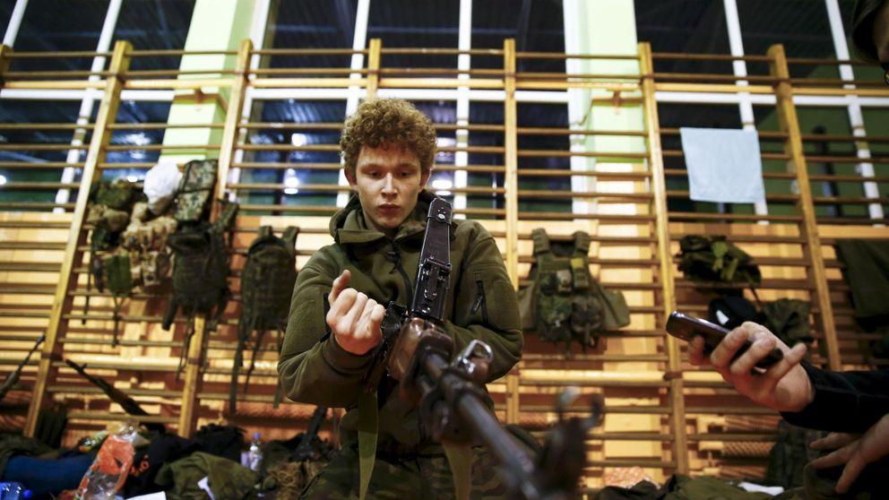 Estuve en la guerra de Ucrania y conocí casos como el de Roman Zozulya