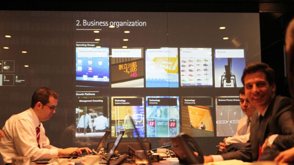 Accenture invirtió 774 millones en la formación de sus empleados en 2015
