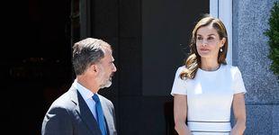 Post de Felipe y Letizia, aniversario de bodas por separado por primera vez: así fueron los anteriores