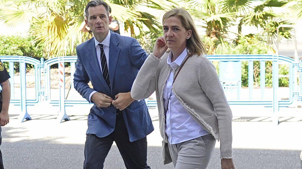 Absuelta la infanta Cristina; 6 años y 3 meses de prisión para Iñaki Urdangarin