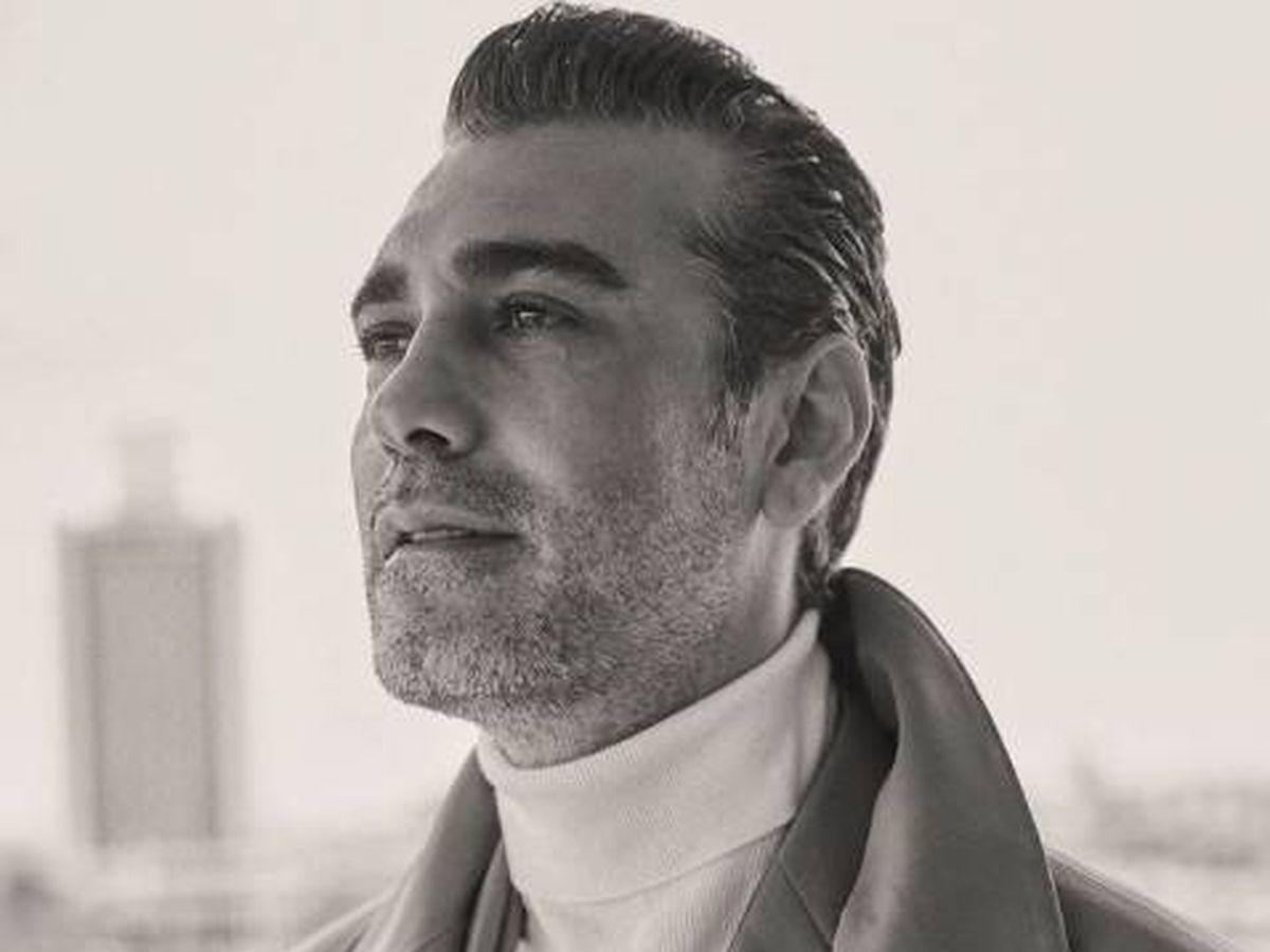 Foto:  El George Clooney turco, Caner Cindoruk. (IG @canercindoruk)