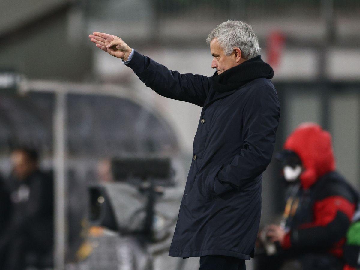 Foto: José Mourinho, en una imagen reciente. (Reuters)