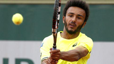 El tenista francés Hamou, expulsado de Roland Garros por acosar a una periodista