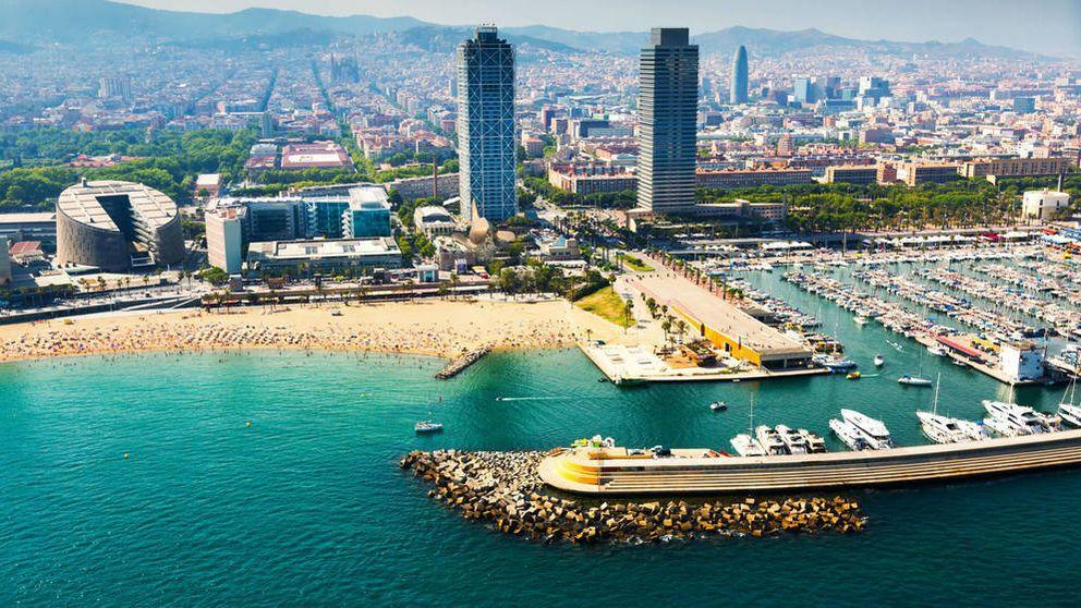 Puerto Olímpico de Barcelona, un polvorín en la crisis de seguridad de Colau