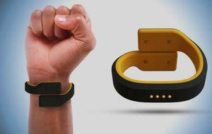 Pavlok, la pulsera que te 'electrocuta' si te portas mal