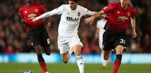 Post de Valencia - Manchester United: horario y dónde ver en TV y 'online' la Champions