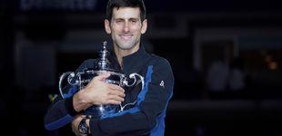 Post de Djokovic gana a Del Potro en Nueva York y se coloca a la altura de su ídolo Pete Sampras