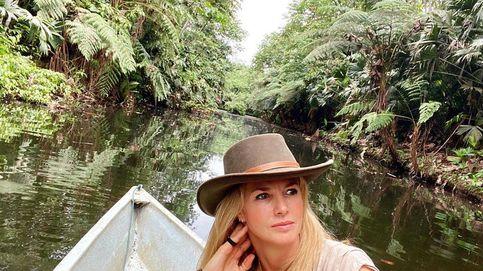¿Genoveva Casanova o Cocodrilo Dundee? Su verano más salvaje en el Amazonas