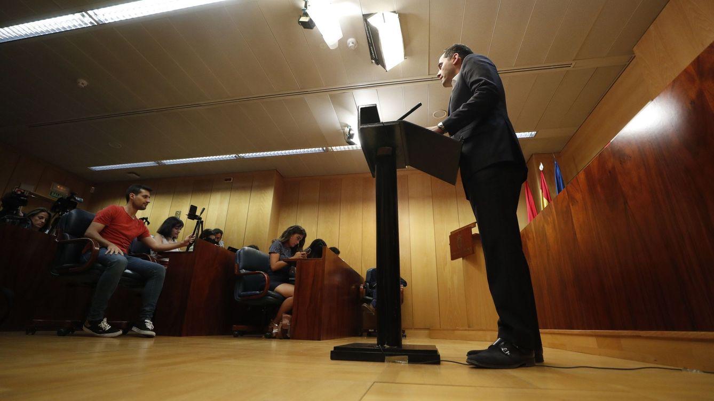 Ciudadanos no firmará ningún acuerdo a tres con PP y Vox en Madrid