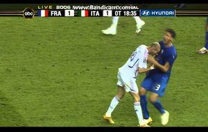 Materazzi se apunta al 'Ice Bucket Challenge' y nomina a... Zidane