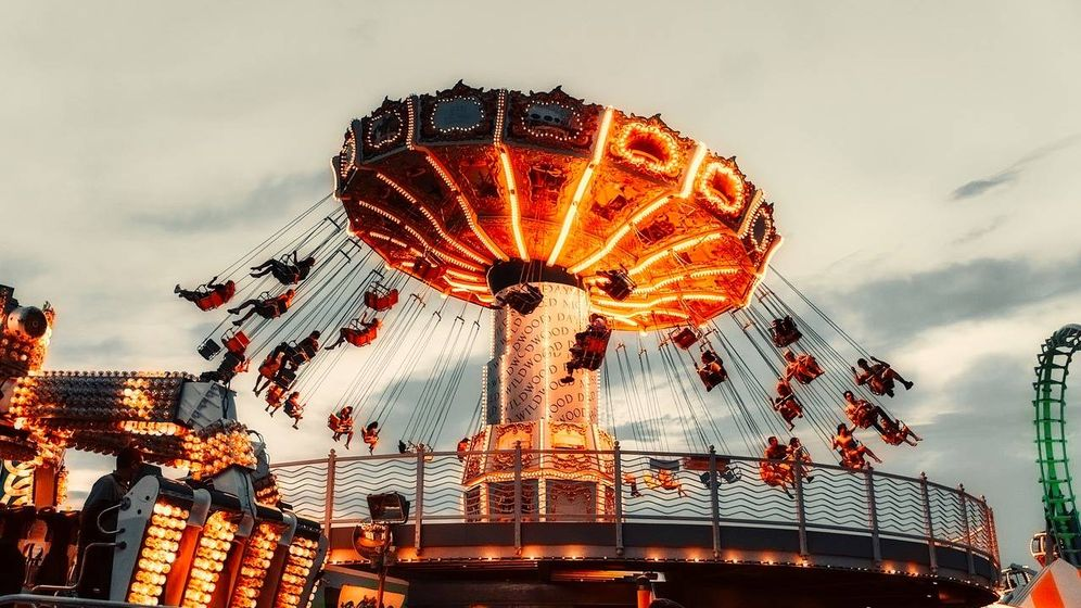 Foto: Comer en parques de atracciones, una tarea difícil.