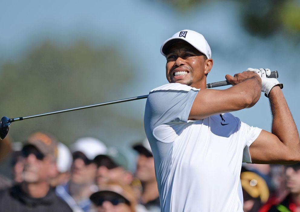 Foto: Tiger Woods, durante el Farmers Insurance Open (Reuters)