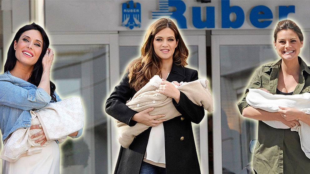 Carbonero y Pilar Rubio viven sus primeras navidades como madres
