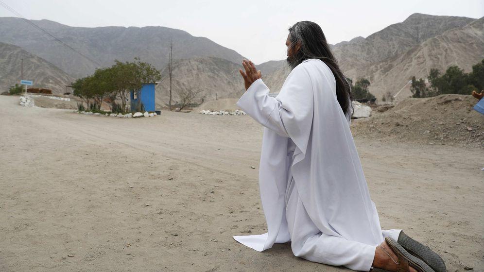 Foto: La resurrección del Frepap, el atípico partido del mesías de los Andes. (EFE)