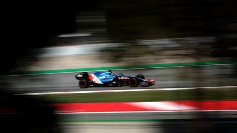 Fernando Alonso y Alpine, o cuando crees que arriesgas y solo pecas de 'amarrategui'