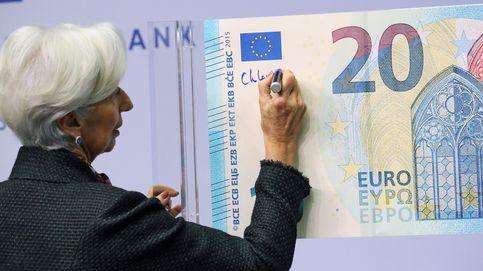 El euro cae tras la inflación de EEUU y el tono suave de Lagarde