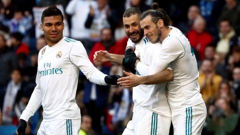 Los genuinos días de Benzema que tanto echó en falta el Real Madrid