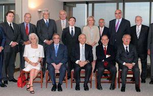 Fainé nombra a Jaume Giró nuevo hombre fuerte de la Fundación Bancaria La Caixa