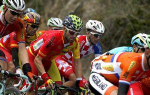 Valverde engrosa su palmarés pero sigue con la espina de ganar un oro