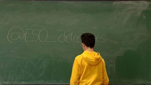 Alumnos de la ESO peinan las redes sociales para corregir faltas de ortografía de políticos y celebridades