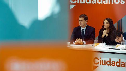 La ejecutiva de Ciudadanos aprueba no pactar con Sánchez y el PSOE tras el 28-A