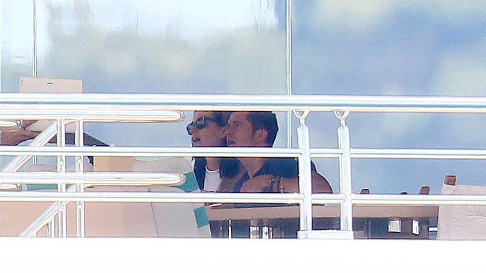 Orlando Bloom y Katy Perry confirman su amor en las redes sociales