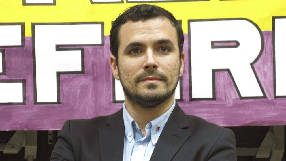Garzón: Si IU hubiera hecho sus deberes, Podemos hoy no existiría